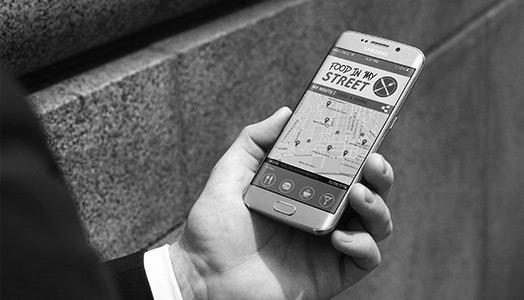 teste de apps e dispositivos móveis